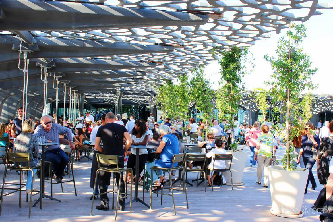 Restaurant On The Site Of MuCEM Marseille Life In Riviera
