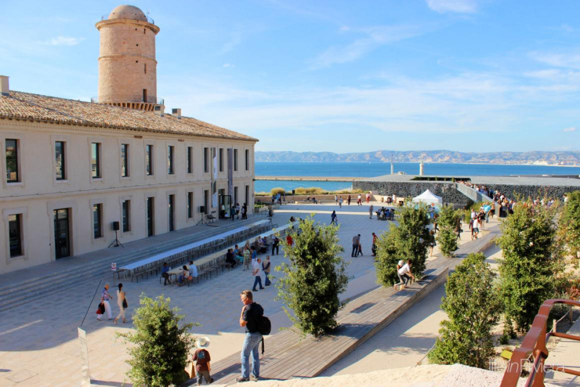 Fort Saint Jean Marseille Life In Riviera
