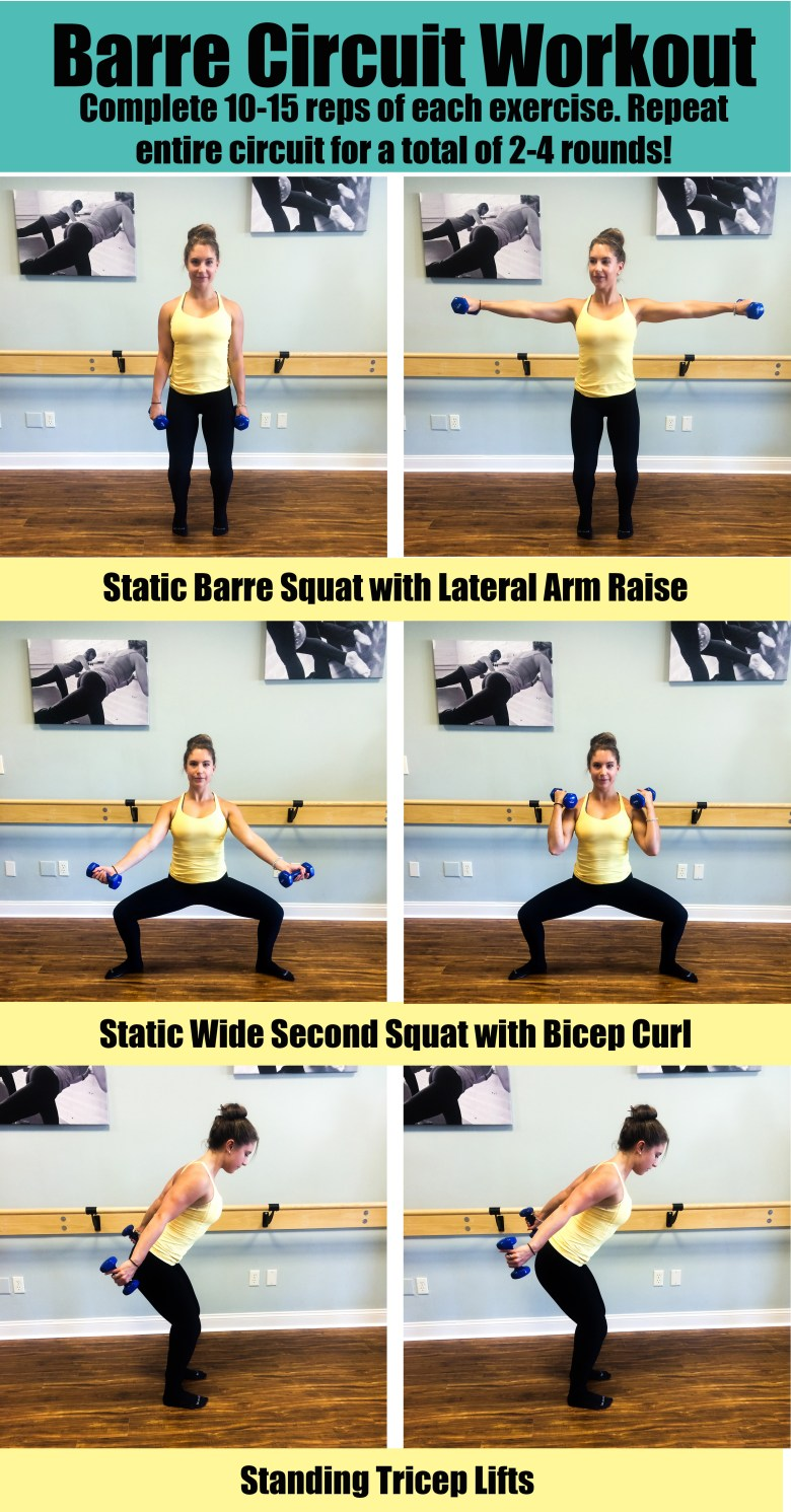 Barre Circuit Workout