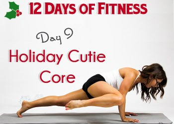 Day 9 Core Workout