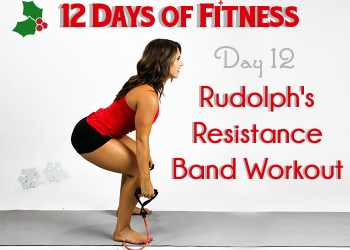 Day 12 Resistance Band Workout