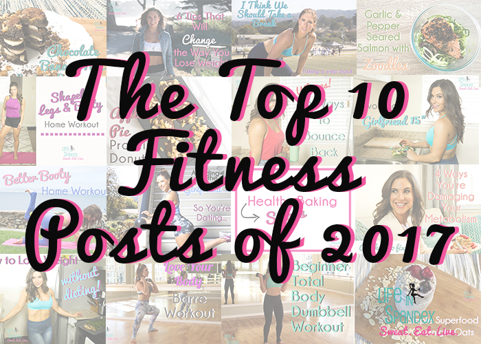 The Top 10 Fitness Blog Posts of 2017