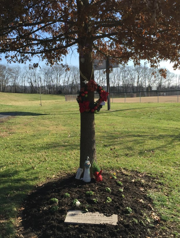 moss wright memorial