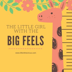 The Little Girl With the BIG Feels