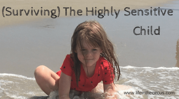(Surviving) The Highly Sensitive Child