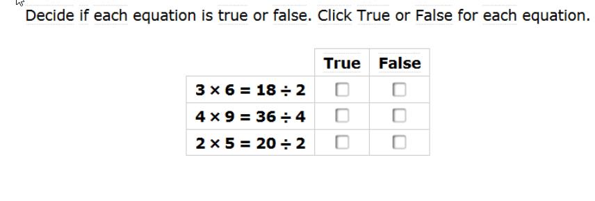 LSSD SBA Samples: Grade 4 Math