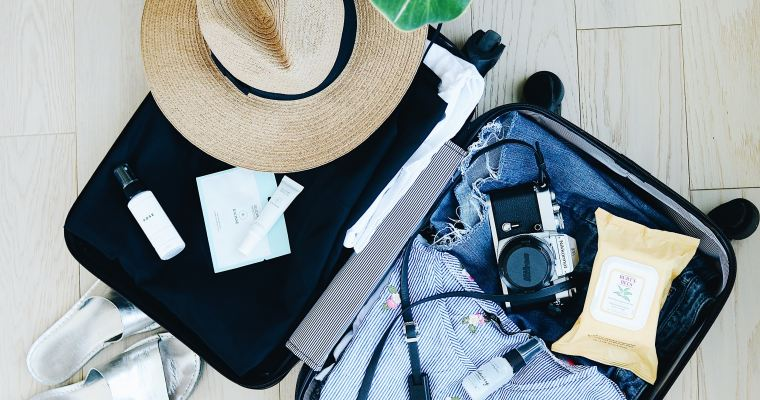 8 Tips on Packing for a Minimalist Work Trip
