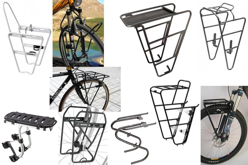 front rack for bike different types
