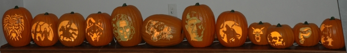 Previous Pumpkins