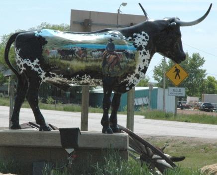 Painted Bull