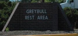 Graybull Rest Stop