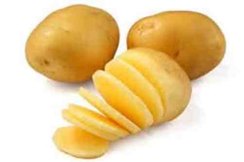 Potato Slices Beauty tips