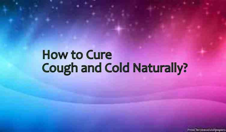Cough and Cold Treatment