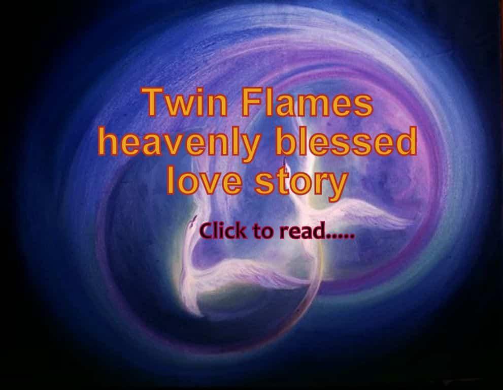 Twin Flame Love A True Divine Love - Life In Vedas
