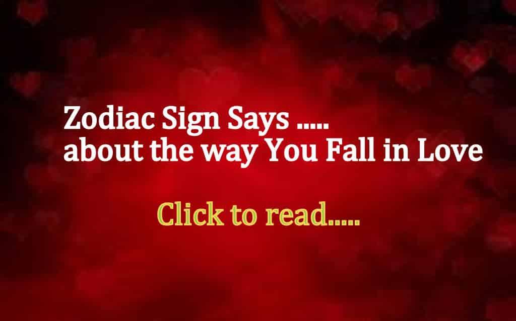 12 Zodiac Love Signs - Life In Vedas