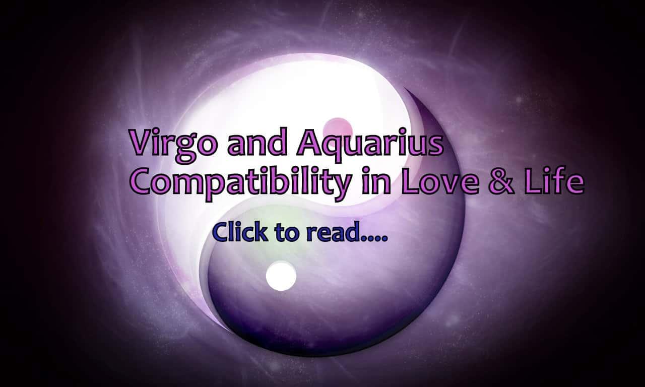 Virgo and Aquarius Love Compatibility - Life In Vedas