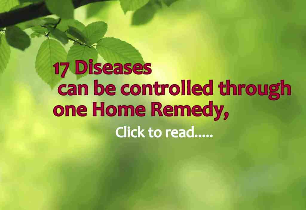 Home Remedies For 17 Diseases That Really Work Lifeinvedas Com