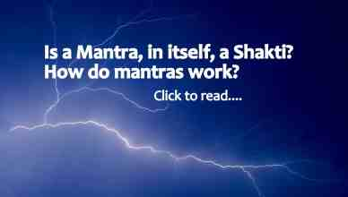 How a Mantra Can Lead to Transformation