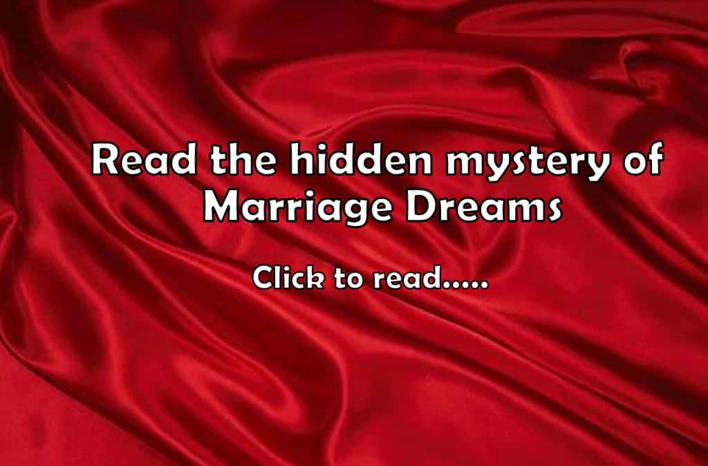 21+ Dream Marriage Meaning - Life In Vedas