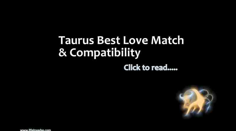 Taurus Perfect Match >> Taurus Perfect Match Archives Life In Vedas