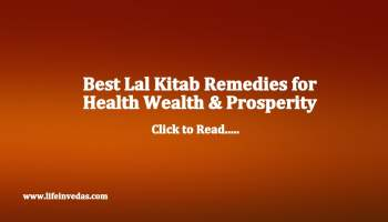Lal kitab Remedies for job and a Happy Life - Life In Vedas