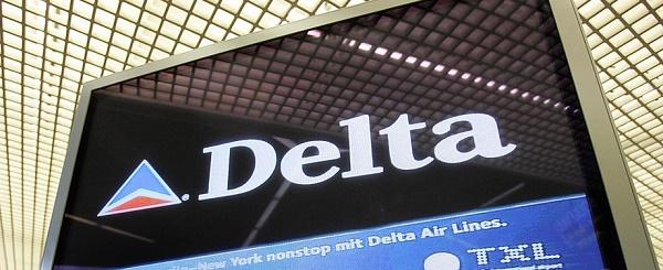 Delta airline flight 1921