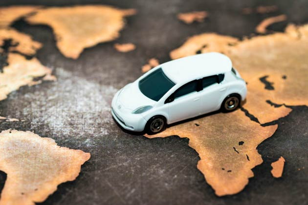 international car insurance