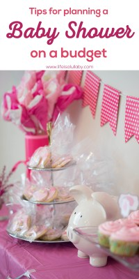 Tips for Planning a Baby Shower on a Budget - The Best ...