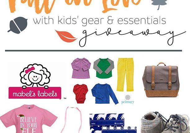 Kids Essential Giveaway