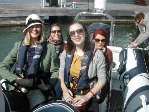 The Three Belles - Boatalicious!
