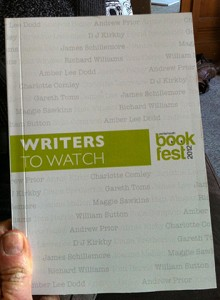 Writers to Watch - A Collection of Writing from Portsmouth Authors