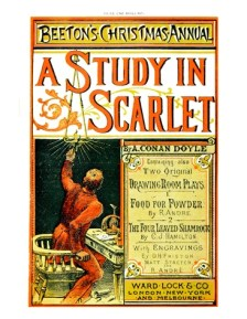 Beeton's Christmas Annual 1887, A Study In Scarlet Available Here