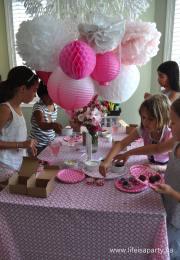paris birthday party -part