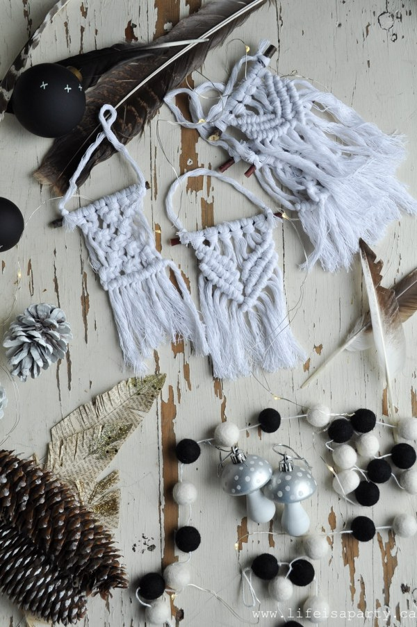 20 Macrame Ornament Christmas Books Pictures And Ideas On Weric
