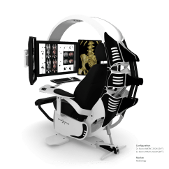 Imperator Works Gaming Chair Electric Accessories Emperor Computer Workstation Life Is Better With This