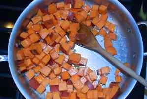 Sweet Potato Hash Salad