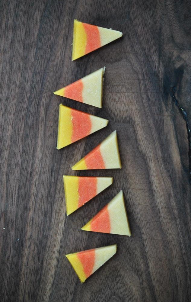 Candy Corn Sugar Cookies-6