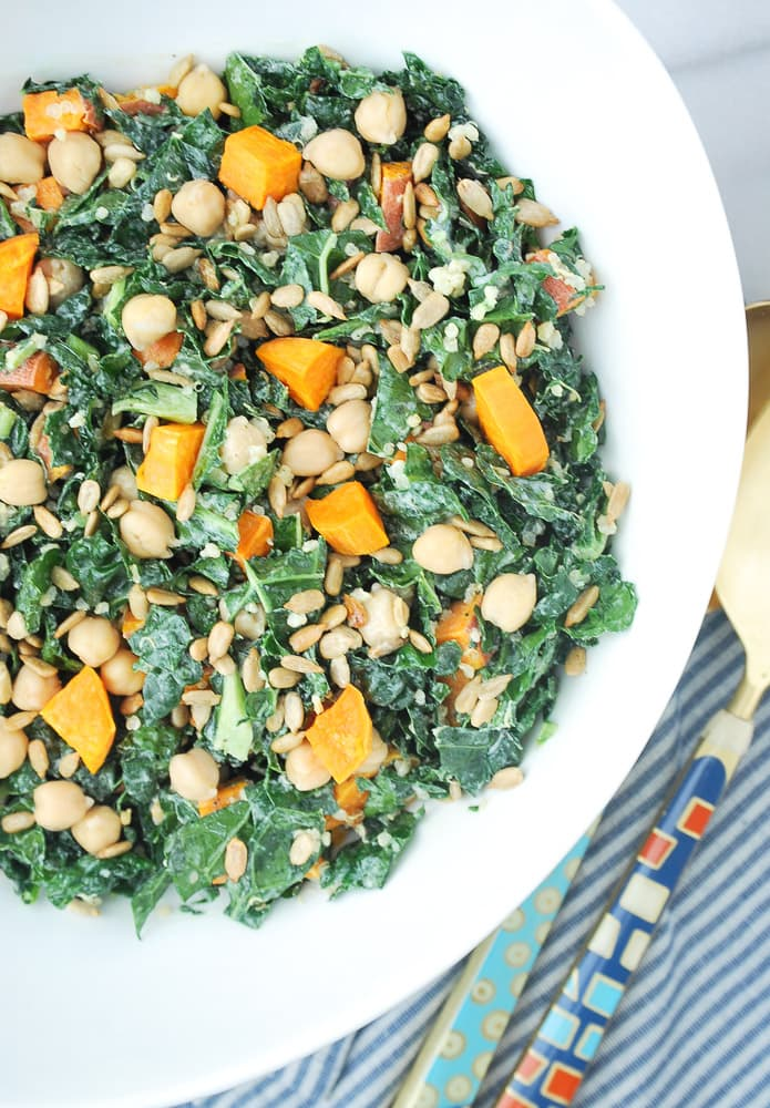 Chopped Kale Salad-5