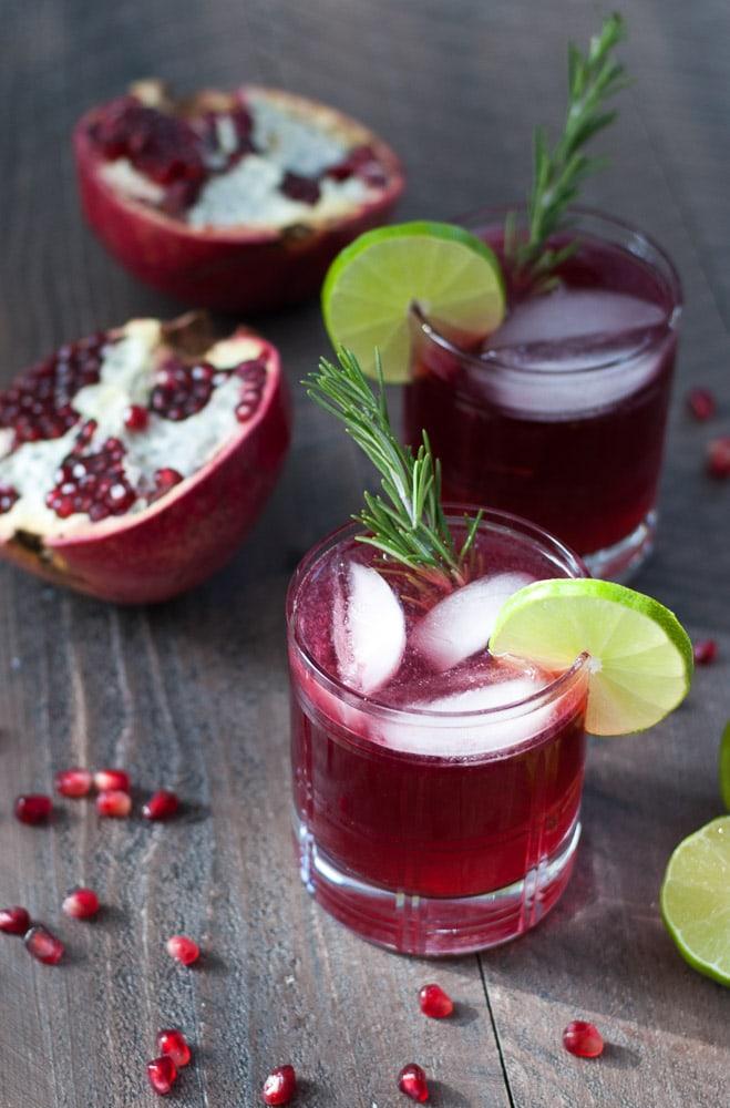Pomegranate Spritzer-4