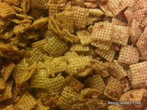 Gluten free Caramel Crunch #LMDConnector