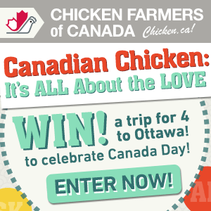 Chicken Farmers - All about the Love contest