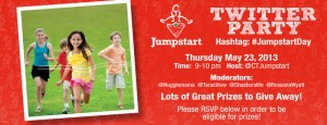 Canadian Tire Jumpstart #JumpstartDay