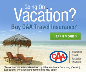 Peace of Mind travel during last minute March Break holiday #CAASafeTravels
