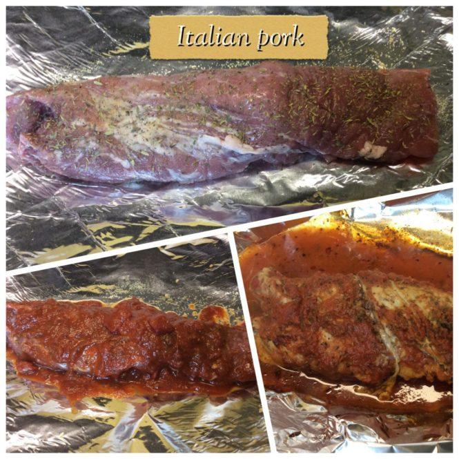 Italian-pork