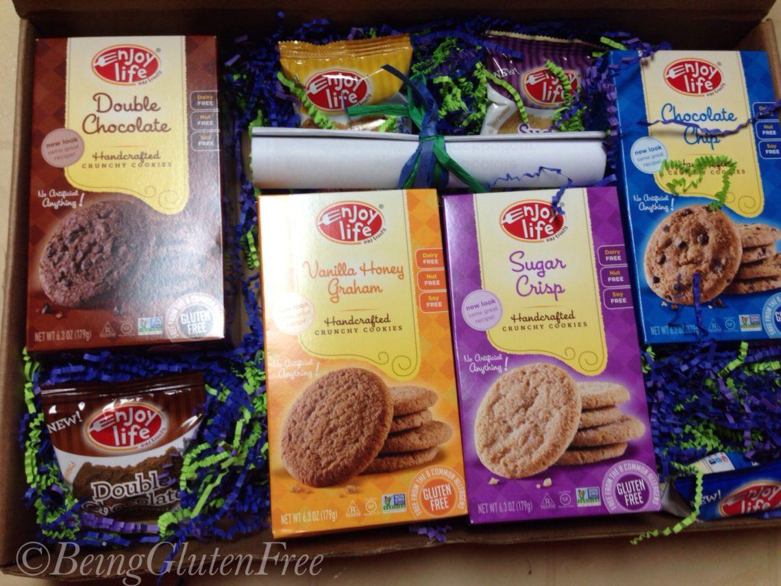 Enjoy Life Chocolate Chip Cookies Whole Food