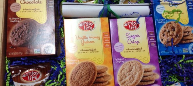 Enjoy Life cookies, same great taste! #glutenfree