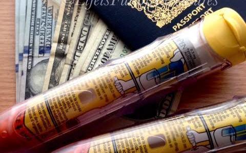My 5 #travel prep essentials