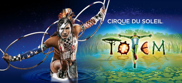 Resultado de imagen para cirque du soleil totem