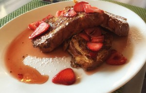DW Bistro - Challah French Toast