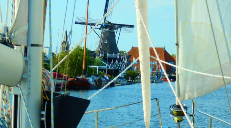 A vela fra i mulini a vento